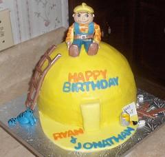 Pilchard Cake