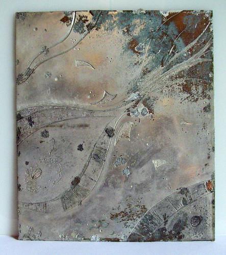 Emergent Fossil: Aluminium 2