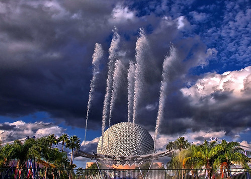 Disney - Epcot - Fountain of Nations | by Express Monorail