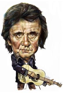 Johnny Cash | by artist.toby
