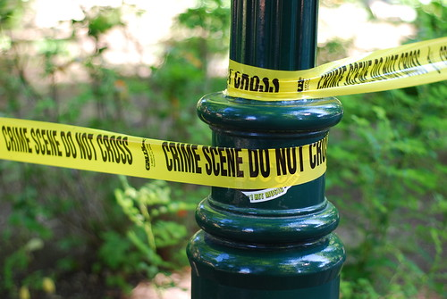 Crime Scene | by Kenneth B. Moore