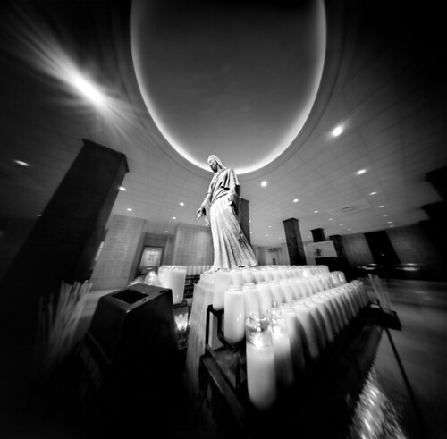 The Madonna -- a 4x5 Film Pinhole Photograph | by integrity_of_light