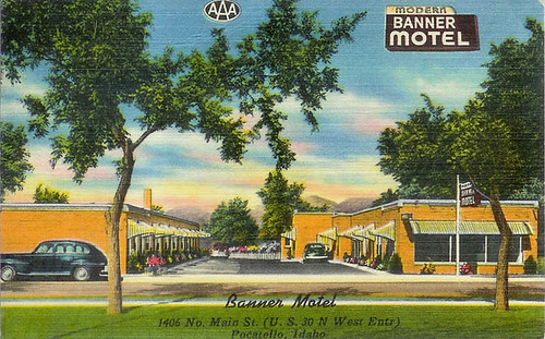 Motel  Pocatello Idaho