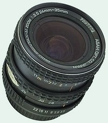 Pentax M SMC 24-35mm F3.5