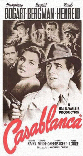 Casablanca Poster | by scriptingnews