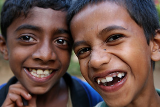 Portrait two boys - Sri Lanka | by World Bank Photo Collection