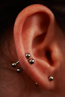 3 Ear Bars | by AdamSelwood