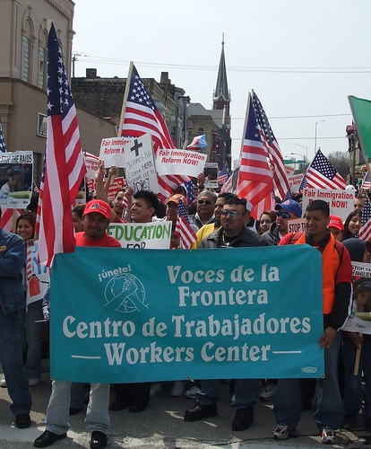 Day without Latinos, Milwaukee - 2007 | by Voces de la Frontera