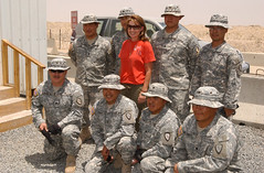 Sarah Palin in Kuwait 4 | by asecondhandconjecture