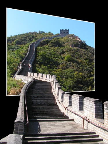 Welcome to the Great Wall of China | by edhelien