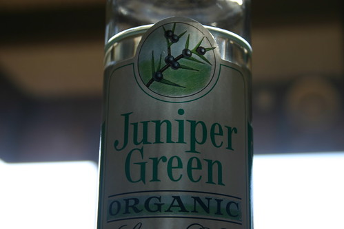 Juniper Green Gin | by ReeseCLloyd