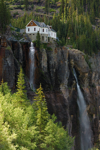 Bridal Veil Falls - Telluride, Colorado | by jeffrojr