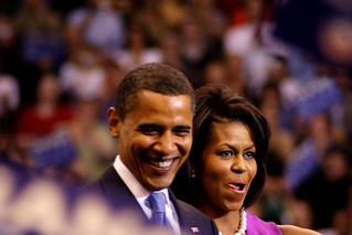 Barack and Michelle Obama | by Wa-J