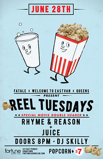 REEL TUESDAYS - Fatale x Welcome To Eastvan x Queens | by welcome to eastvan