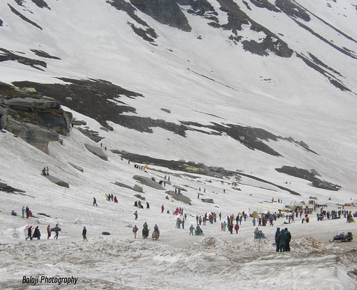 Rohtang pass - Manali - 79000+ views. | by Balaji Photography - 3,000,000 Views and Growing