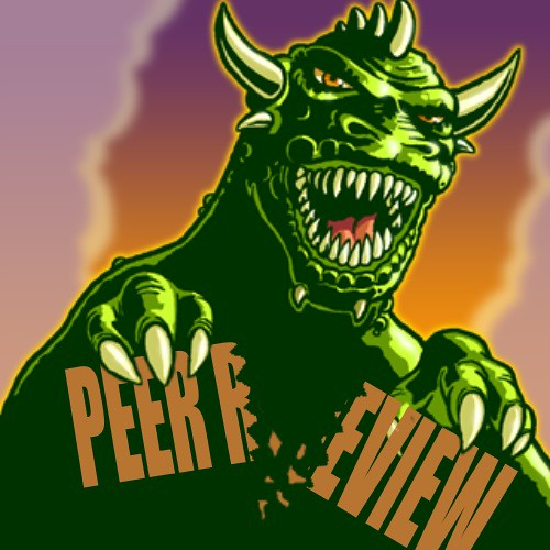 Non-blind Peer Review Monster