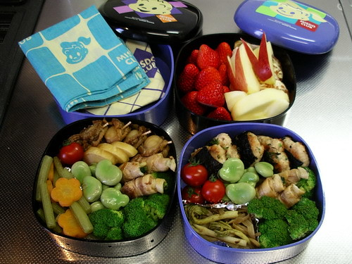 Hanami bento | by Blue Lotus