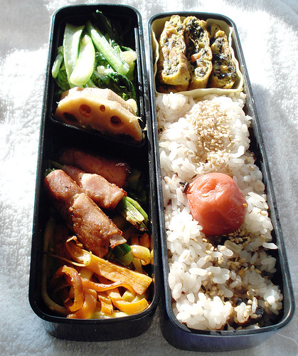 Bento Challenge Week 2, Day 4 | by maki