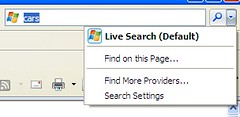 IE8 Search Box: Changing It To Google | by search-engine-land