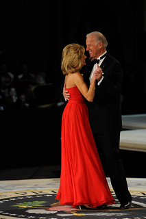 Joe and Jill Biden | by william couch