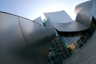 Walt Disney Concert Hall | by Ann Althouse