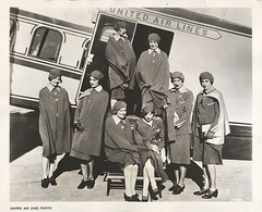 1930 stewardesses | by carbonated