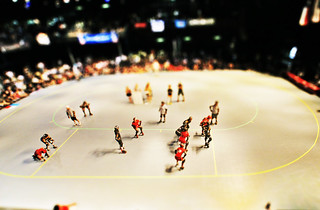 Fake Miniature - Roller Derby 2 | by baldheretic