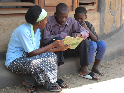 Children at First Lubuto Library | by Lubuto Library Partners