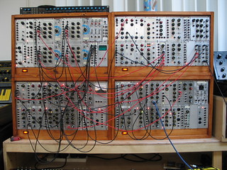 Modular synth | by Bathysphere Recordings