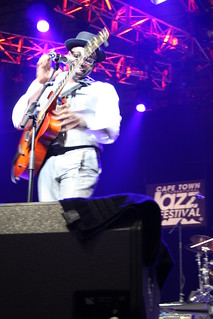 Jimmy Dludlu / Cape Town International Jazz Fest | by André-Pierre