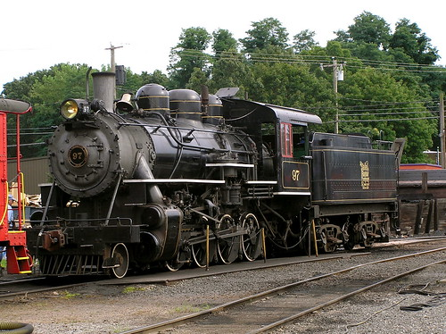 american steam trains video - photo #4