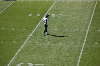 Eagles v. 49ers: david akers | by earthdog
