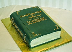 dickens_book | by Janell's Cakes