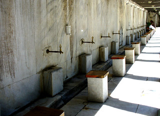 Ablution Fountains, Blue Mosque | by BrotherMagneto