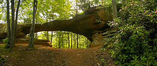 Princess Arch in the Red River Gorge, KY | by Ulrich Burkhalter
