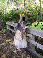 Autumn Fairy costume | by fleuve family