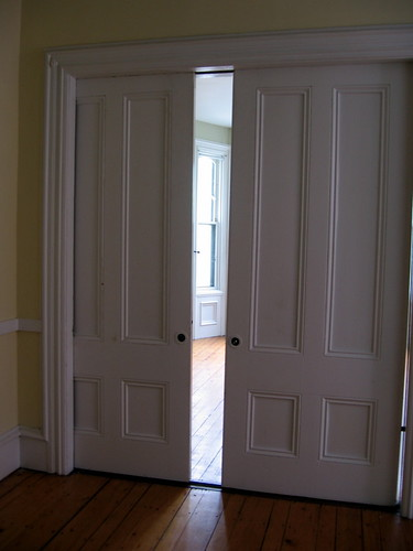 pocket doors | by Jenblossom