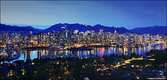 Vancouver Skyline | by TOMMY AU PHOTO