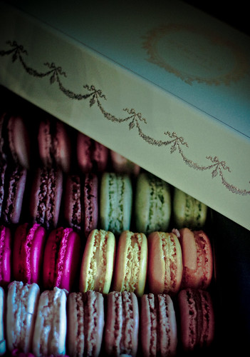 * Macaroons. | by J'adore Allure