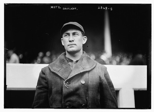 [Frank Metz, first baseman, Boston NL (baseball)]  (LOC) | by The Library of Congress