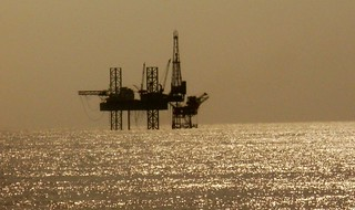 !! On Explore!! Solitary Oil Rig In The Arabian Sea | by Captain Nandu Chitnis