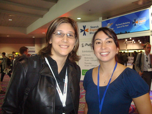 Susan Esparza and Rebecca Kelley | by TopRankMarketing