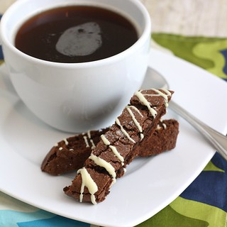 Chocolate Biscotti | by Tracey's Culinary Adventures