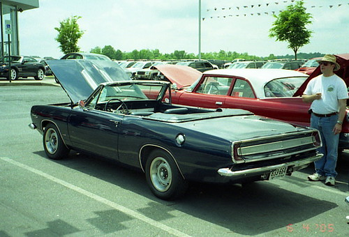 1967 Plymouth Barracuda Convertible Flickr Photo Sharing