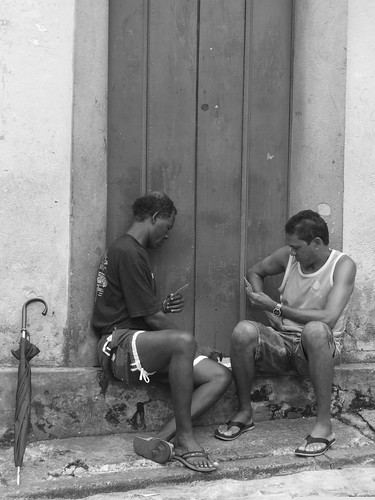 Card Players, Salvador | by The Hungry Cyclist