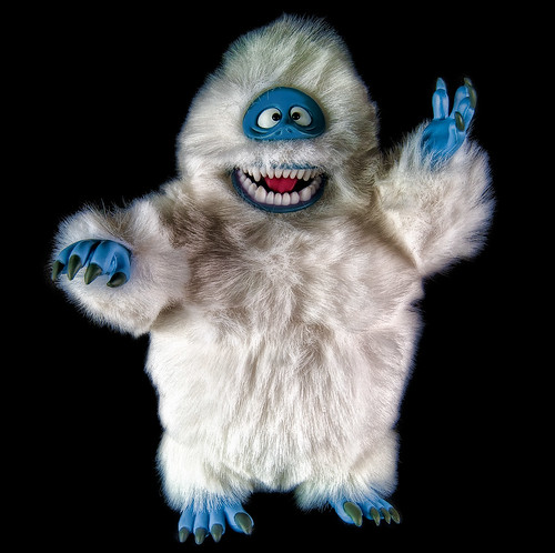 [abominable snowman]