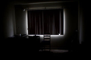Dark Bedroom | by Guillaume Flandre