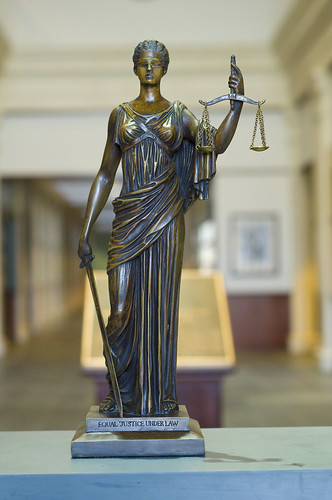 Lady Justice revisited | by Scott*