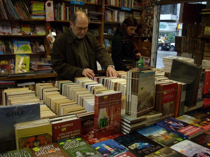 Librerías de Buenos Aires