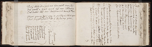 [Commonplace Book], [late 17th Century] | by Beinecke Flickr Laboratory